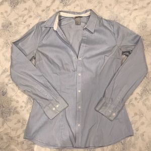 H&M Thin Stripe Button Down